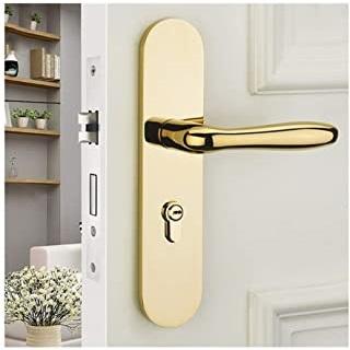 Manilla puerta con llave